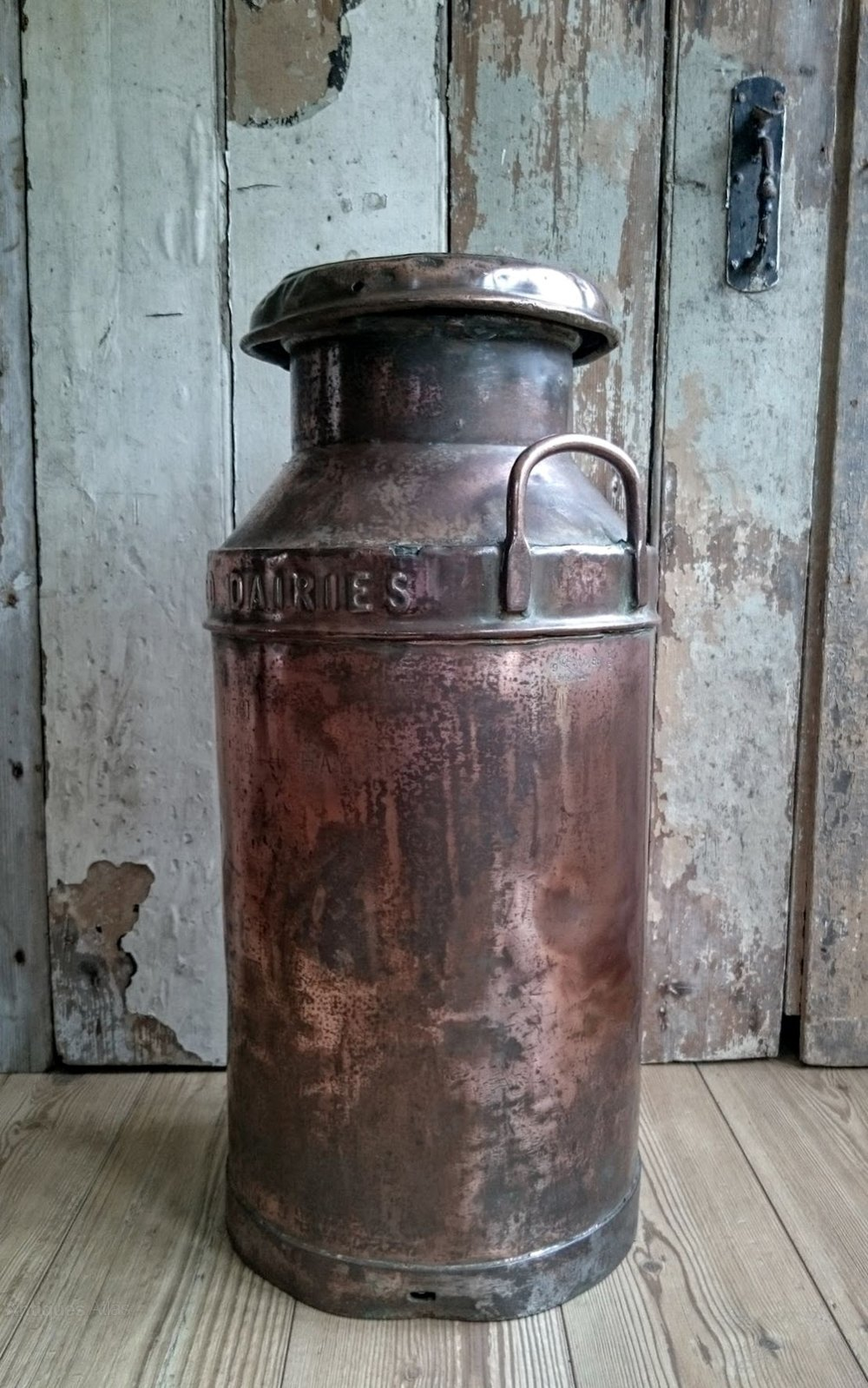 Decorative Milk Urn Antiques Atlas Copper Milk Churn