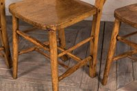Antiques Atlas - Vintage Church Chairs