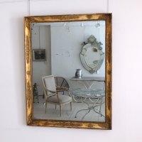 Antiques Atlas - Large Antique Decorative Mirror