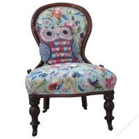REDUCED - Victorian Nursing Chair - Antiques Atlas