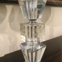 Antiques Atlas - Pair Of Cut Crystal Table Lamps
