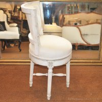Antiques Atlas - 'Vintage' Swivel Dressing Table Chair A11227
