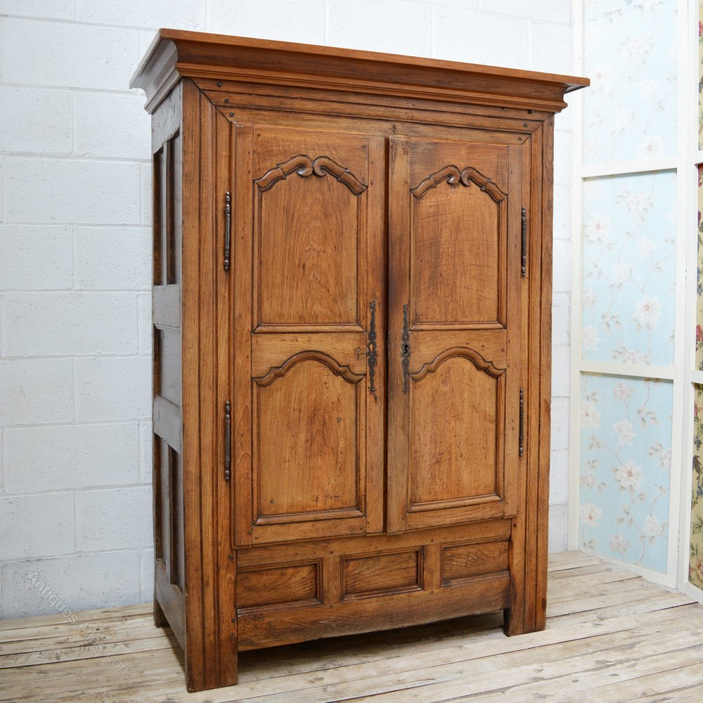 Canapé Modulable Atlas French Provincial Antiques Robe Atlas Armoire Period Hall Uzpikx