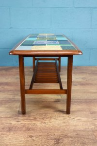 Antiques Atlas - Mid Century Tiled Coffee Table