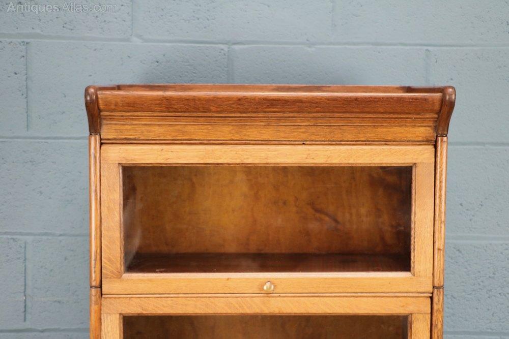 Oak Stacking Bookcase Antiques Atlas
