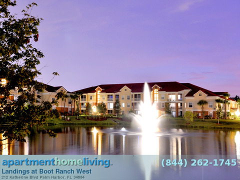 Landings At Boot Ranch West Apartments Palm Harbor