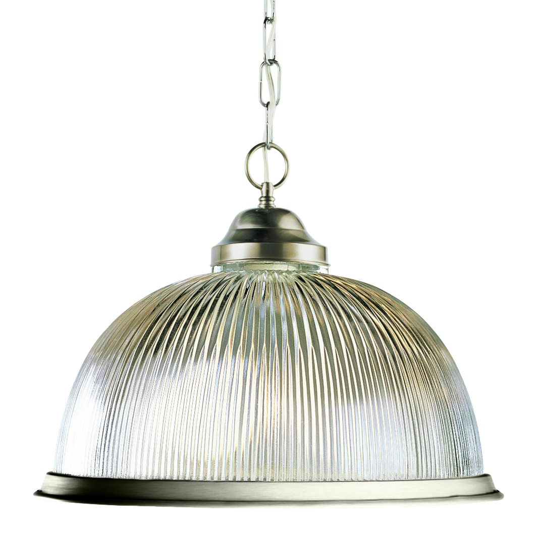 Pendant Lighting Brushed Nickel Trans Globe Lighting Back To Basics Brushed Nickel Pendant