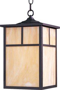 Maxim Lighting 4058HOBU Craftsman Transitional Outdoor ...