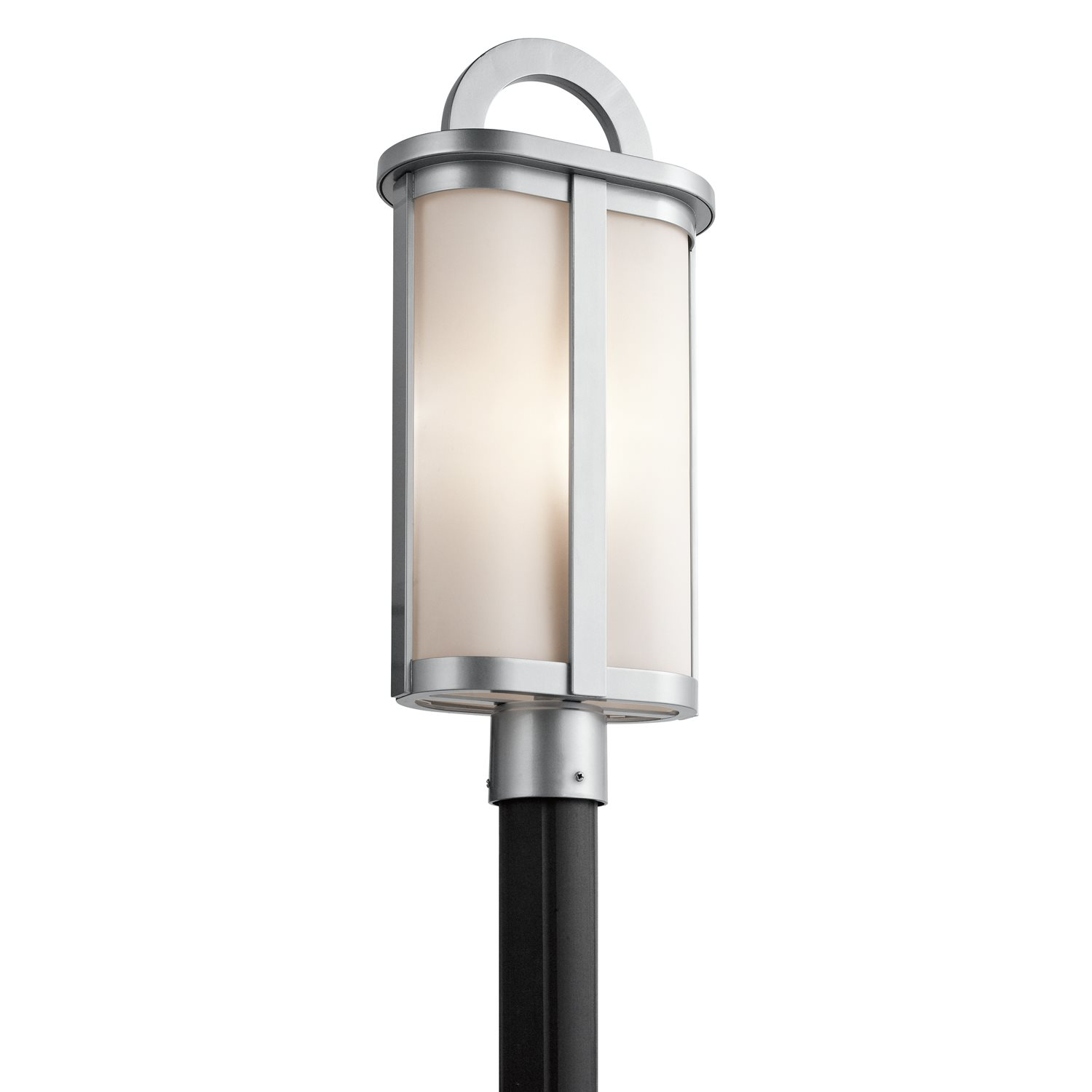 Contemporary Lamp Post Kichler Lighting 49471pl Rivera Modern Contemporary