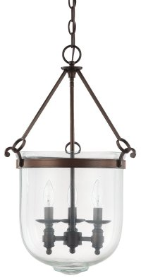 Capital Lighting 9401BB Covington Transitional Foyer Light ...