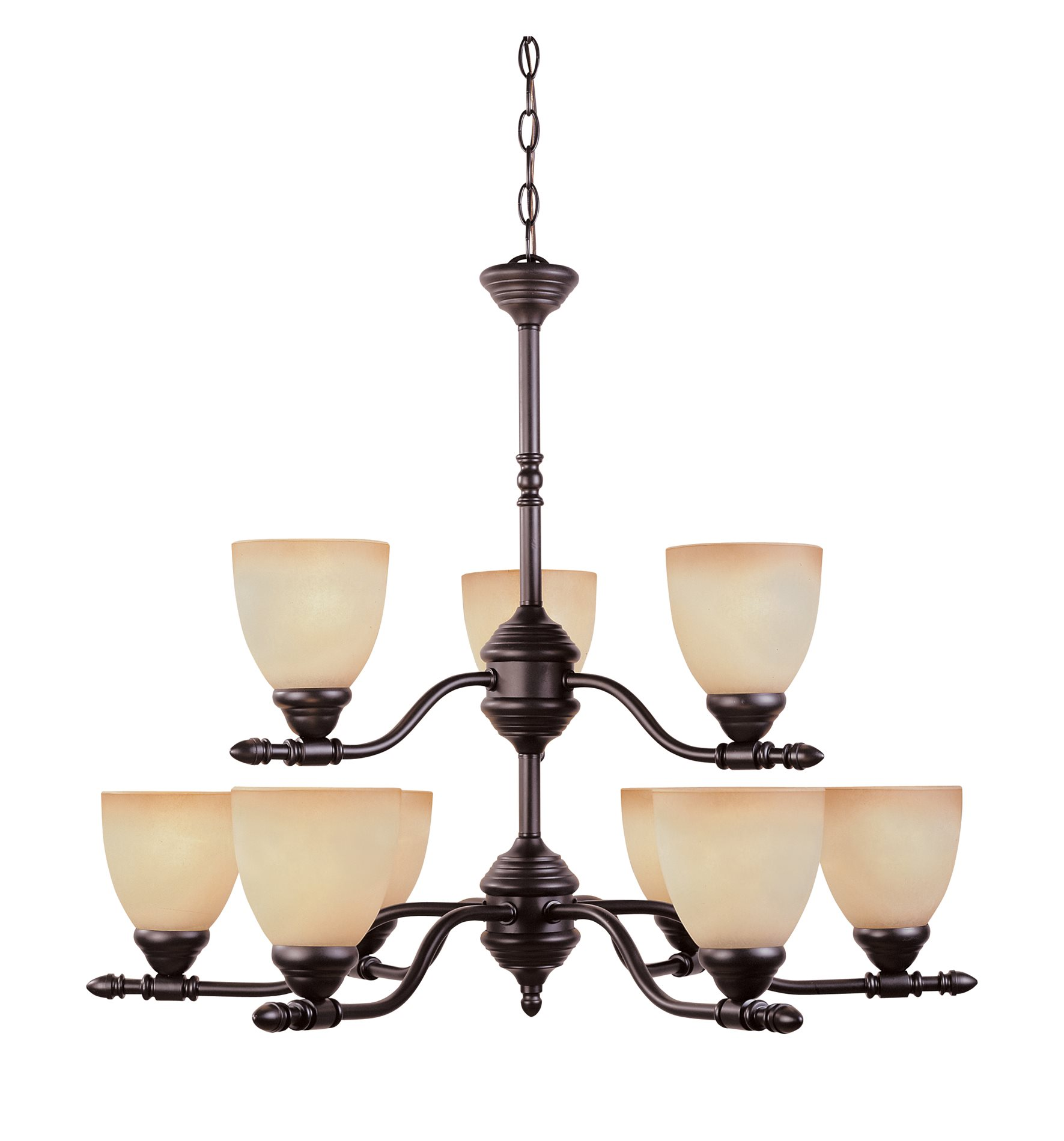 Designers Fountain Lighting Designers Fountain 94089 Orb Apollo Traditional Chandelier
