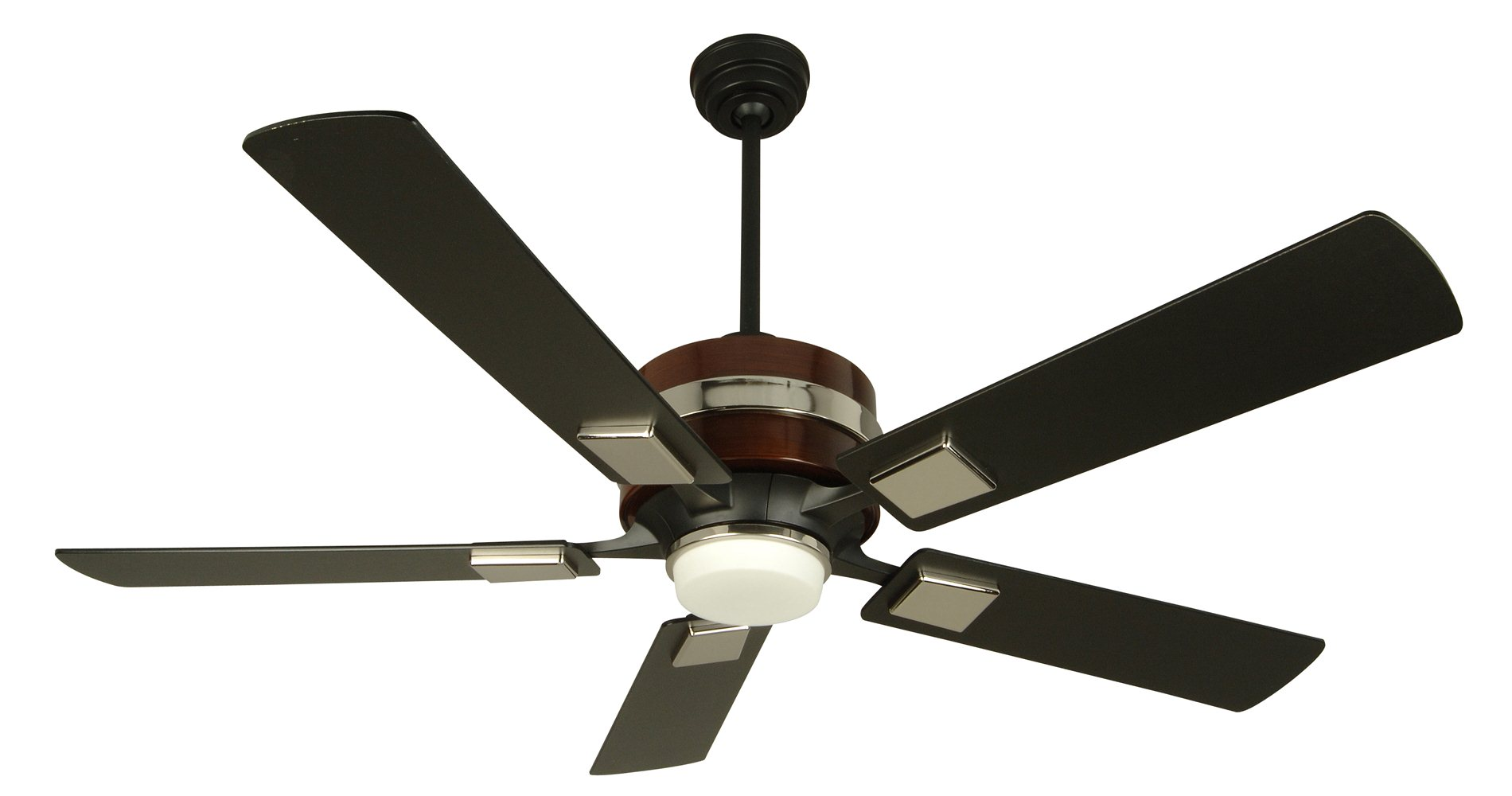 Contemporary Modern Ceiling Fans Craftmade Fa52bn5 5th Avenue 52 Quot Modern Contemporary