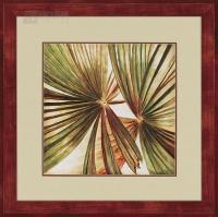 Ryder Transitional Botanical Framed Wall Art - XGPP-0331