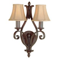 Murray Feiss WB1195CB Tuscan Villa Traditional Wall Sconce ...