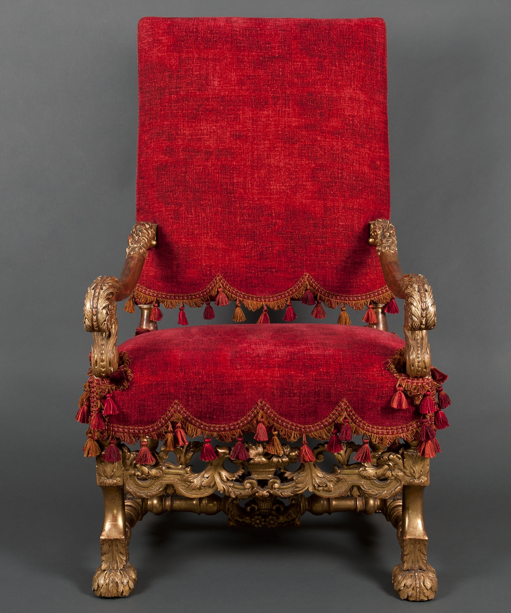 Louis The 14th Furniture A Louis Xiv Armchair Van Nie Antiquairs