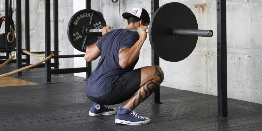 Proper Squat Depth Askmen