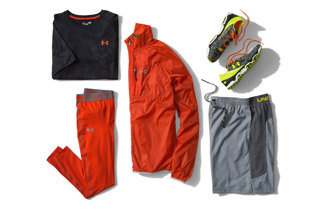 Under Armour Top Workout Gear Combos Askmen