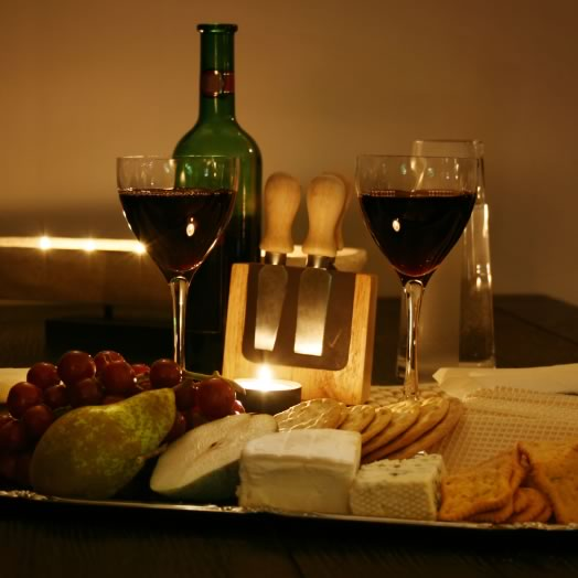 Dine by candlelight  Stay-Home Date Ideas - AskMen - at home date ideas
