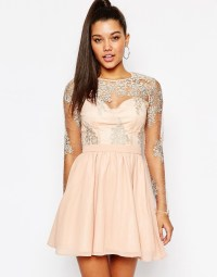 Prom Dress With Sleeves | www.imgkid.com - The Image Kid ...