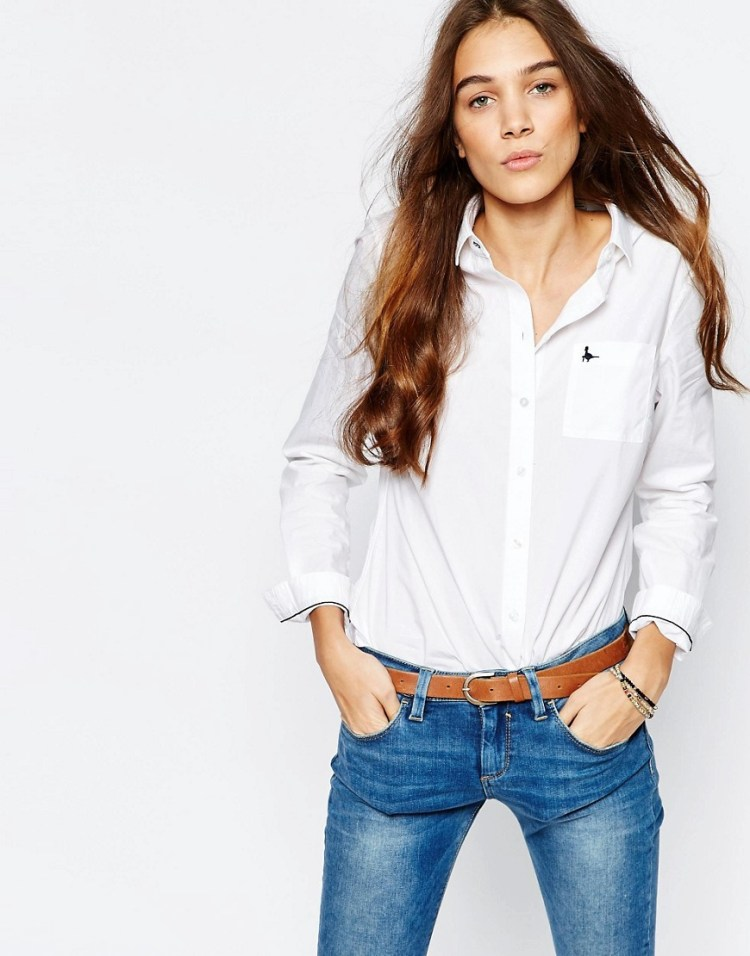 Image 1 of Jack Wills Classic Oxford Shirt