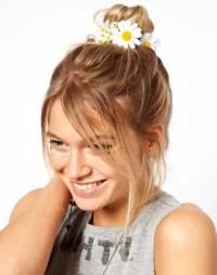 ASOS | ASOS Daisy Hair Bun Holder