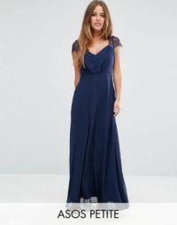ASOS Petite   ASOS PETITE Occasion Lace Maxi Dress