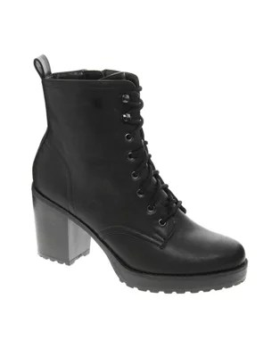 New Look New Look Camden Chunky Work Lace Up Black