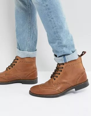 Red Tape Red Tape Brogue Boots