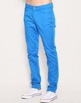Monkee Genes Turquoise Skinny Jeans