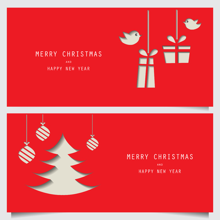 christmas and new year gift voucher certificate coupon template can