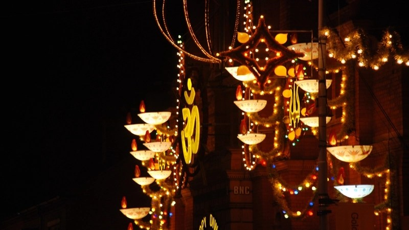 Light Decoration Diwali Happy Diwali Give Your Home A New Look With Hi Tech Lights