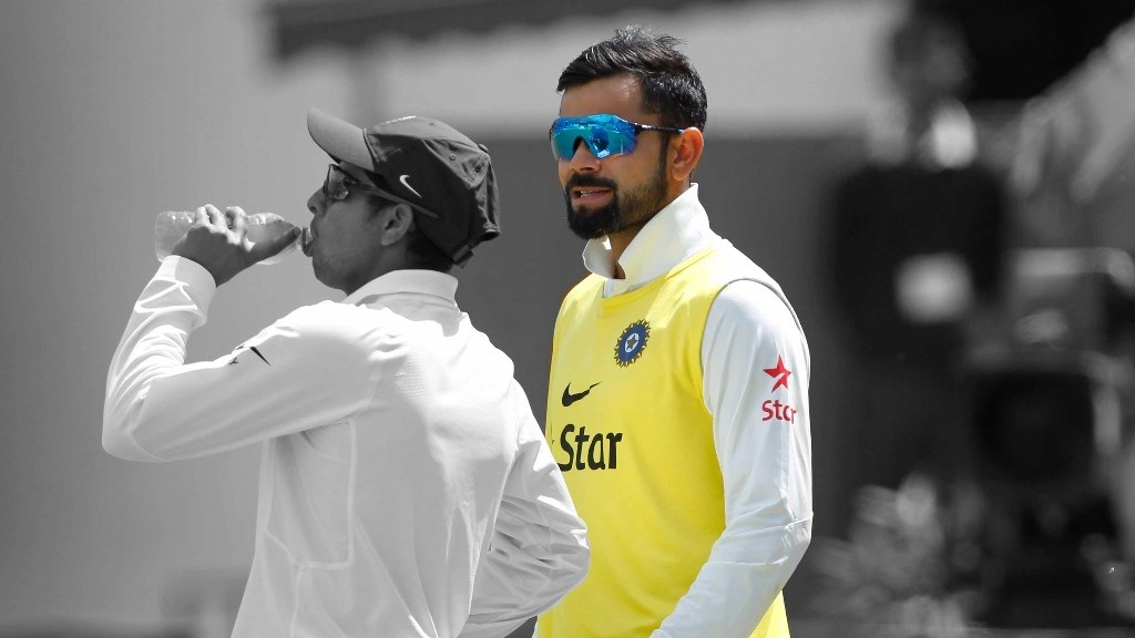 Virat Might Be Saving Himself For Ipl By Skipping Test