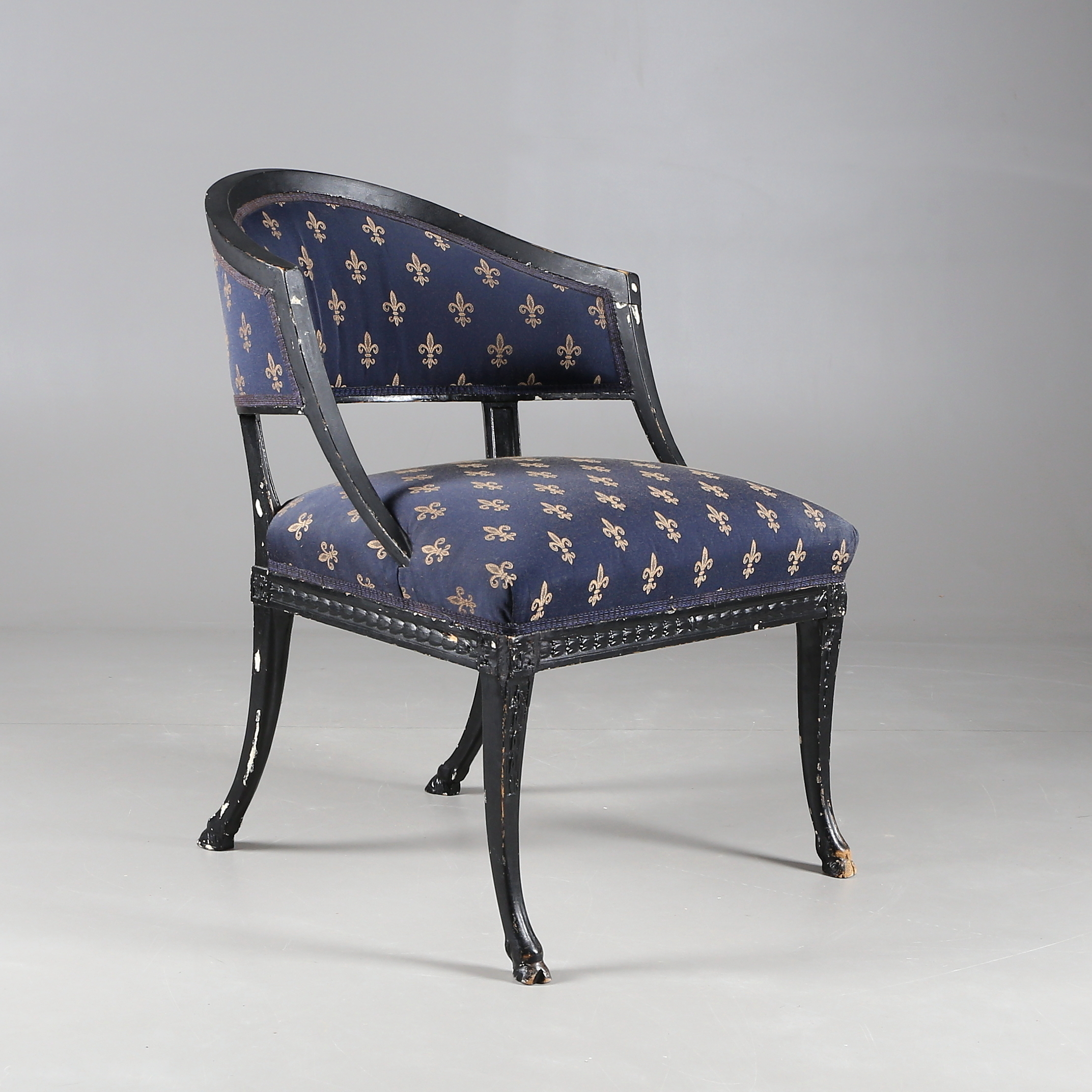 Fauteuils Stockholm Ephraim StÅhl Master In Stockholm 1794 1820 Fauteuil Late