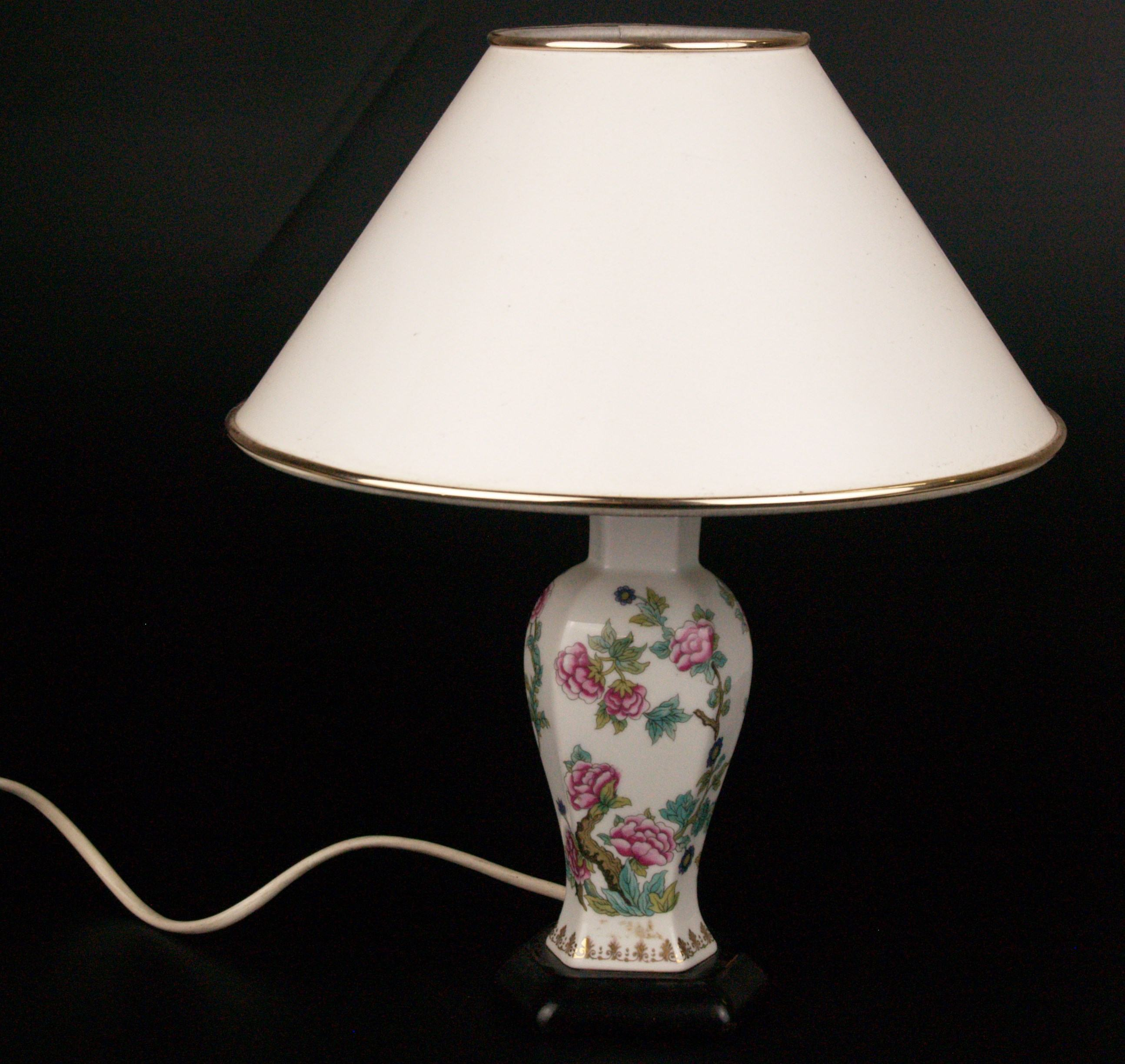 Kleine Tischlampe Limoges Tischlampe Lighting Lamps Table Lamps Auctionet