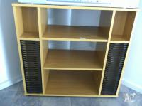 CD & DVD disk Storage Cabinet for Sale in BITTERN ...