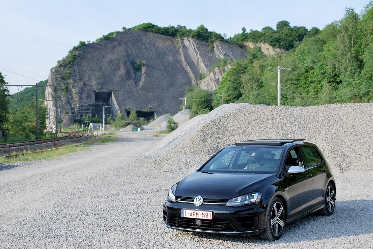 Conventioneel Synoniem Volkswagen Golf R Test Auto55 Be Tests