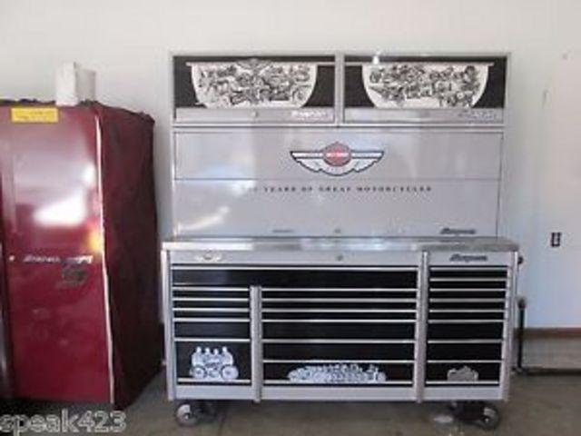 Matco ... & Harley Davidson Tool Storage - Listitdallas