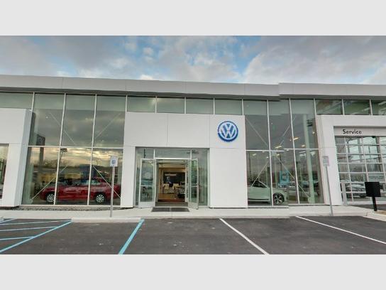 LaFontaine Volkswagen  Dearborn, MI 48124 Car Dealership, and Auto