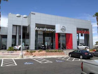 AutoNation Nissan Las Vegas car dealership in Las Vegas, NV 89146 - Kelley Blue Book