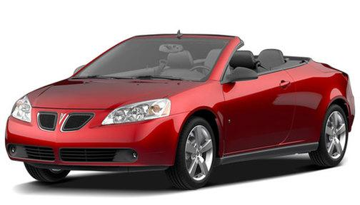 2009 Pontiac G6 Convertible - Prices  Reviews