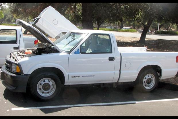 The S-10 EV Chevy\u0027s Rare Electric Pickup Truck - Autotrader