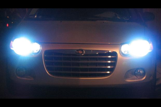 Please Stop Installing Aftermarket HID Headlights - Autotrader