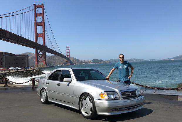 I Bought a Rare Mercedes-AMG You\u0027ve Probably Forgotten About