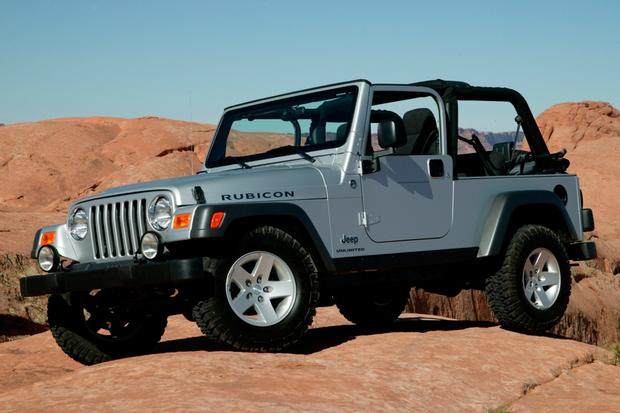 1997-2006 Jeep Wrangler Used Car Review - Autotrader