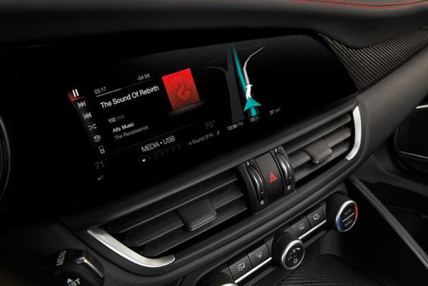 Luxury Car Infotainment Systems A Comparison - Autotrader