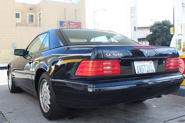 Buying a Used 1990-2002 Mercedes-Benz SL Everything You Need to