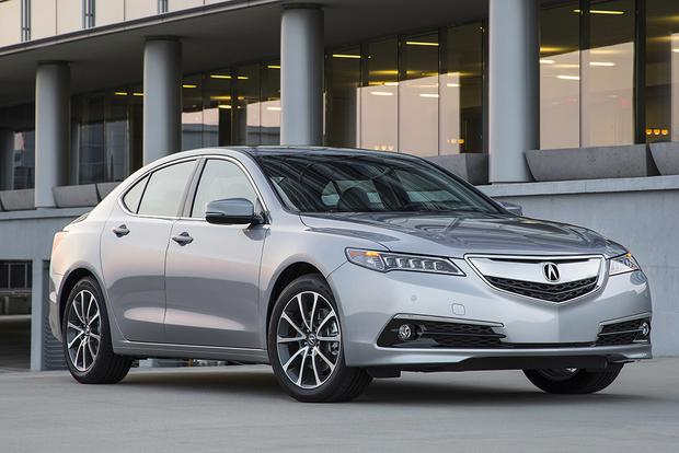 Hybrid Car Lineup Wallpaper 2018 2014 Acura Tsx Vs 2015 Acura Tlx What S The Difference