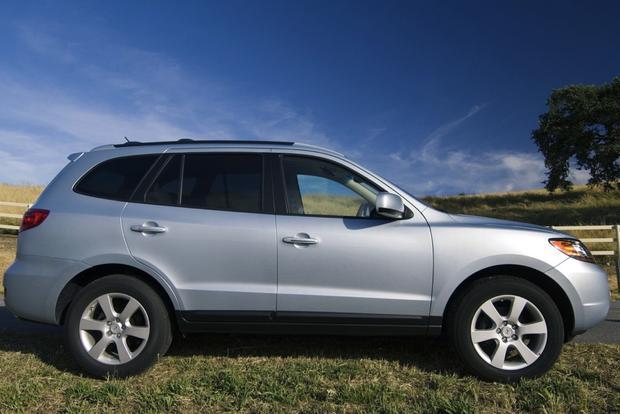 2007-2012 Hyundai Santa Fe Used Car Review - Autotrader