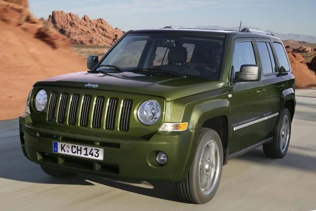 2011 Jeep Patriot Used Car Review - Autotrader