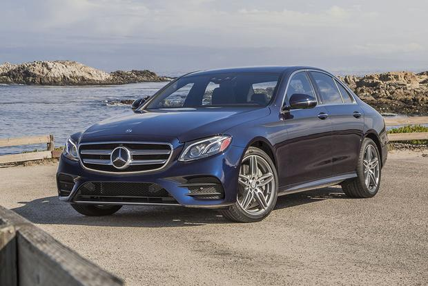 2016 vs 2017 Mercedes-Benz E-Class What\u0027s the Difference? - Autotrader